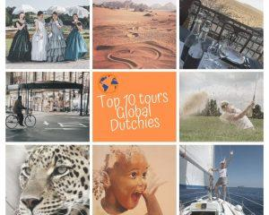 top 10 tours op Global Dutchies gratis listing