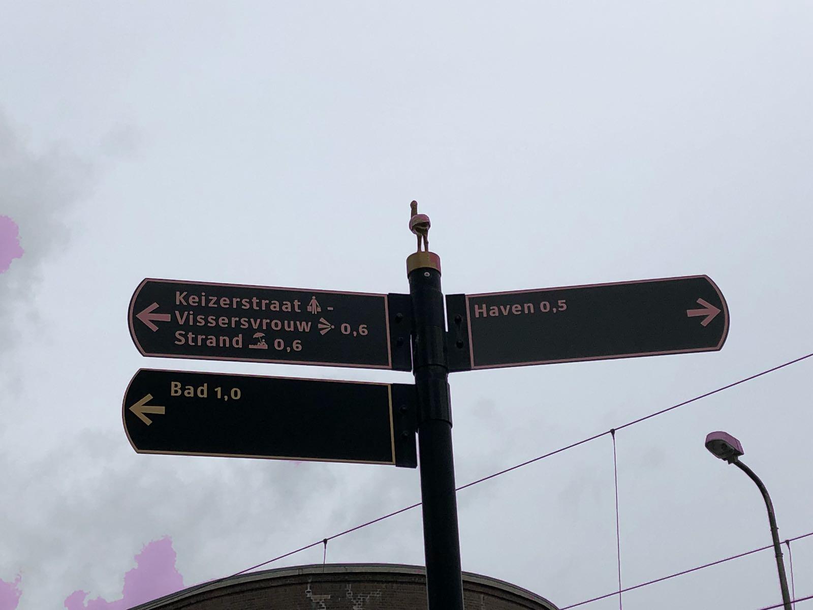 Global Dutchies alles is dichtbij in Scheveningen