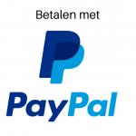 Global Dutchies betalen met Paypal