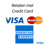 Global Dutchies creditcard betaling