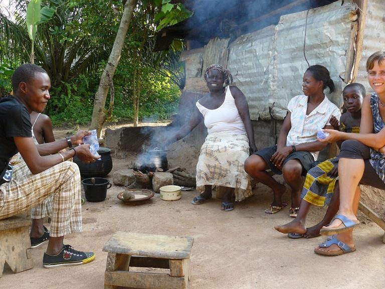 Global Dutchies blog Particia uit Ghana Kookles