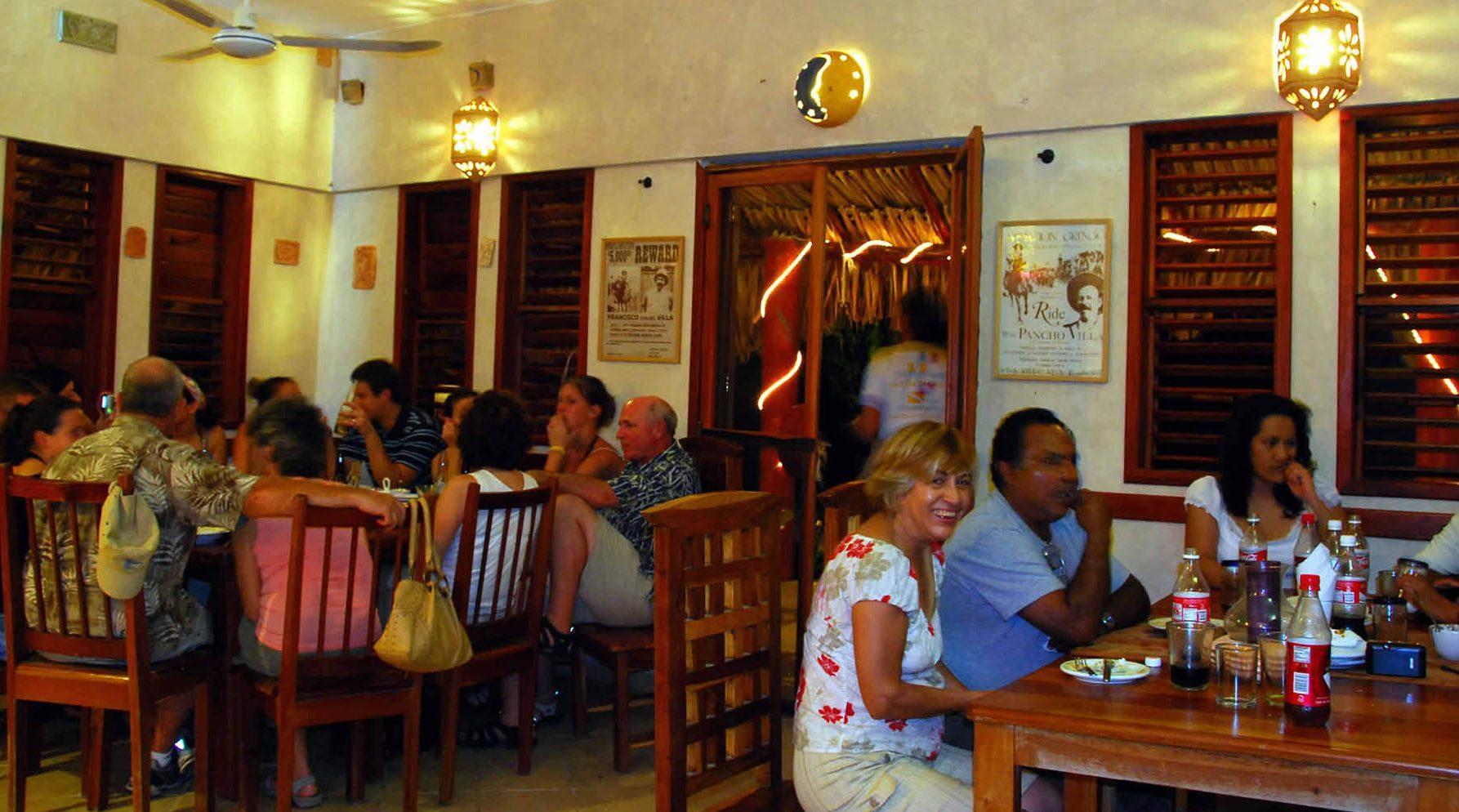 Global Dutchies interview vakantie Carolien maya luna restaurant