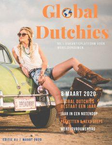 Global Dutchies Magazine 8 maart 2020