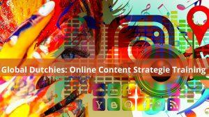 Content strategie Global Dutchies
