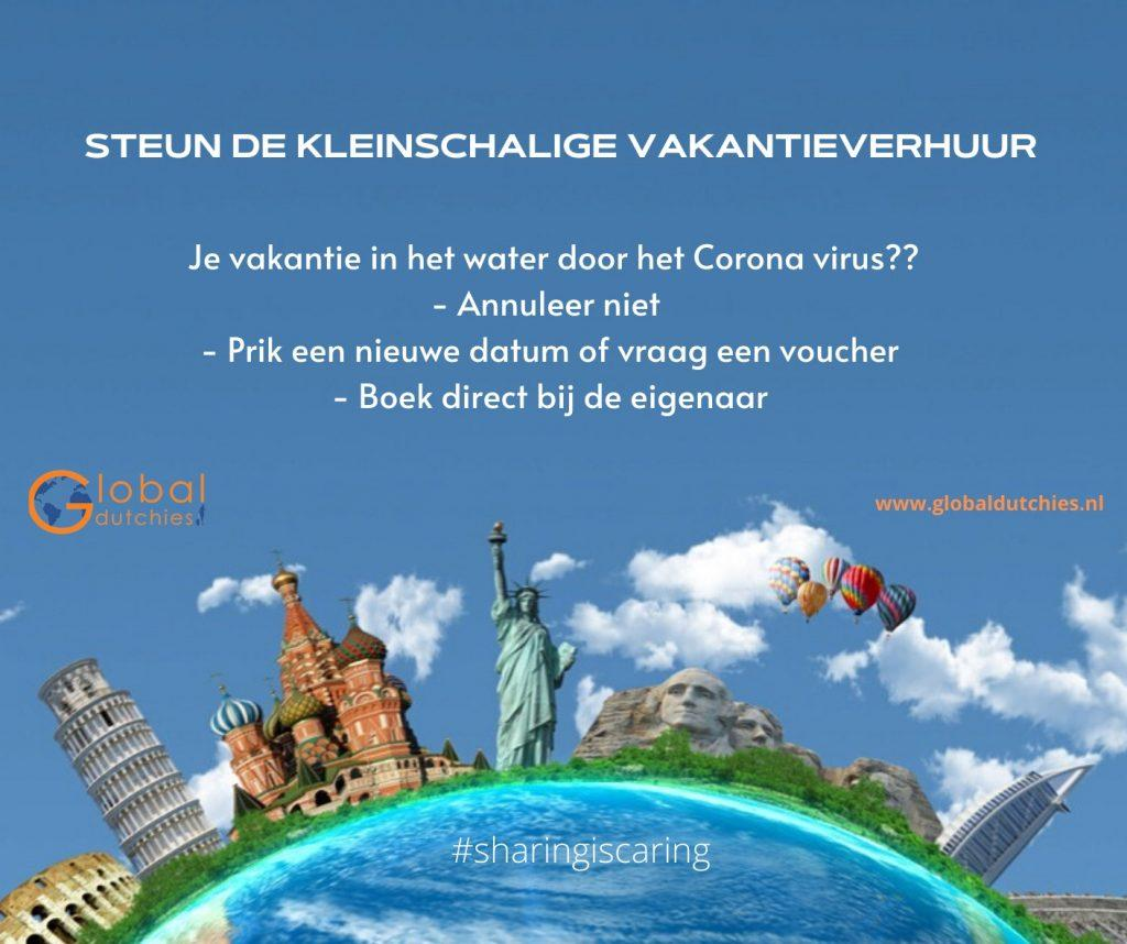 boek direct actie global Dutchies #bookdirect