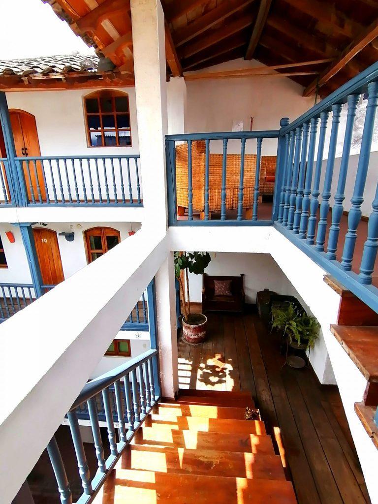 Interview Wendy van Driel Ecuador Zuid Amerika hotel
