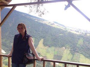 Interview Wendy van Driel Ecuador Zuid Amerika