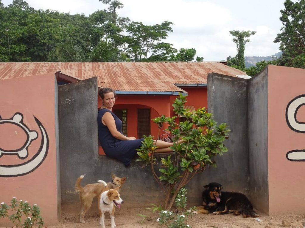 alleen op reis in Ghana contact Patricia Global Dutchies