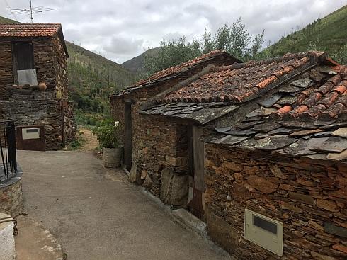 Casal Novo Xisto dorp Centraal Portugal Serra do Açor