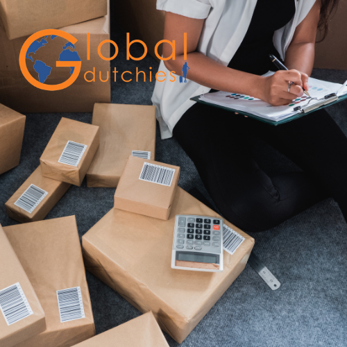 Webshop globaldutchies Global Dutchies, etalage