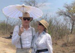 Out Of Africa wedding safari blog astrid