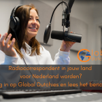 radio correspondent worden global dutchies