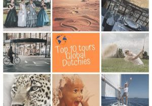 top 10 tours op Global Dutchies gratis listing