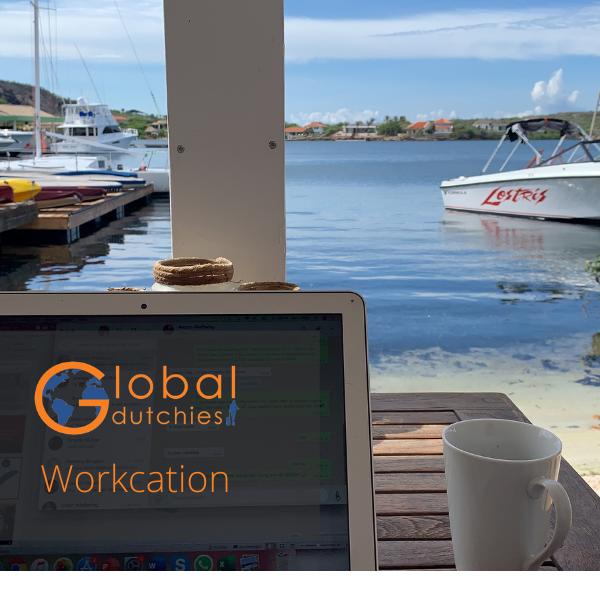 workcation global dutchies vakantie werk